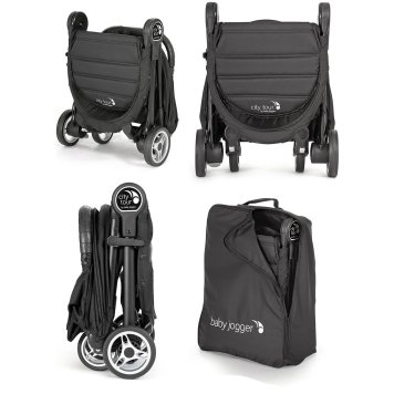 Baby Jogger City Tour Black
